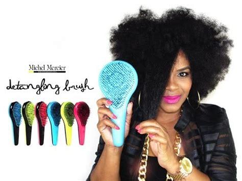natural hair detangler picture 3