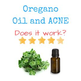 oil of oregano on acne cysts picture 3