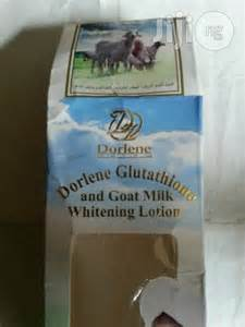 dorlene glutathione and goat's milk whitening lotion customers picture 1