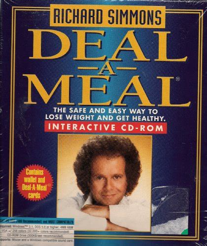 Richard simmons deal a meal weight loss program picture 7