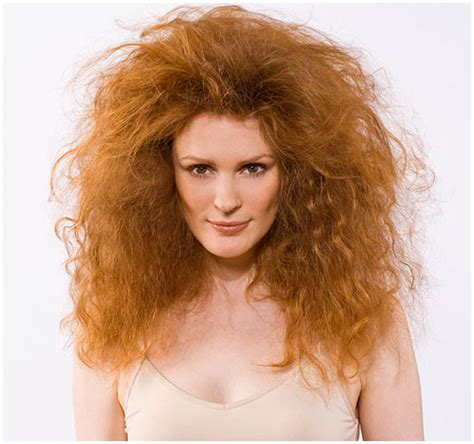 curly hair frize picture 5