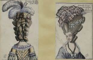 english fashion 1700s hair picture 1