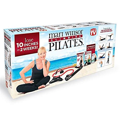 winsor pilates weight loss informercial picture 9