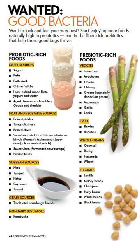probiotic food list picture 6