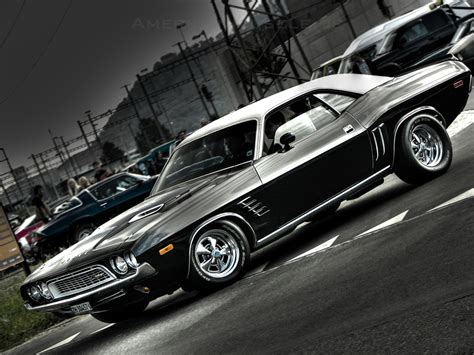 american muscle cars wallpapers picture 3