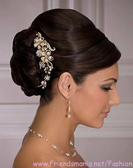 Bridal party hair do's picture 9