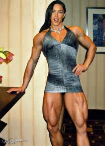 women celebrity muscle morphs picture 6