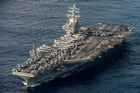 uss ronald reagan muscle and fitness picture 2