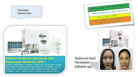 harga update nu skin gel galvanic spa picture 2