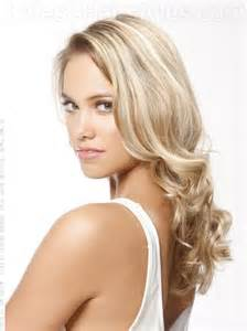 pure blonde color hair picture 6