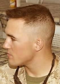 military hair cut picture 1