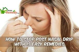 what herbs can stop a post nasal drip picture 13