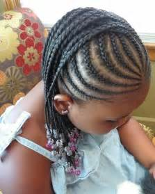 hair braids with beads picture 2