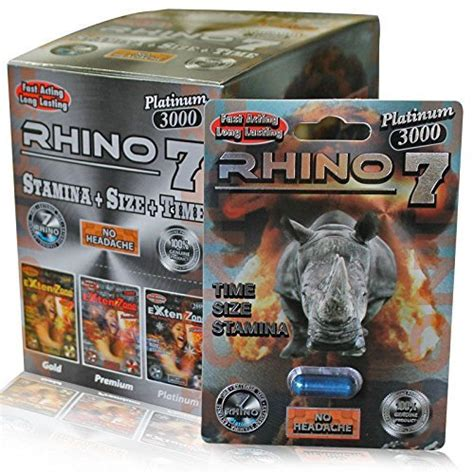 rhino 7 male enhancement side effects picture 6