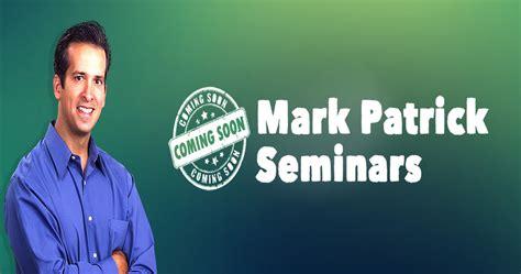 do mark patrick seminars work picture 2
