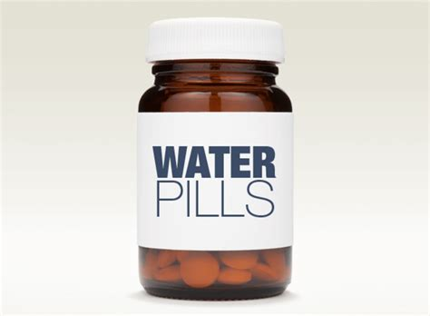 how are water pills effective in permanent weight picture 5