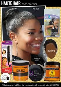 is gel good for yout black hair picture 3