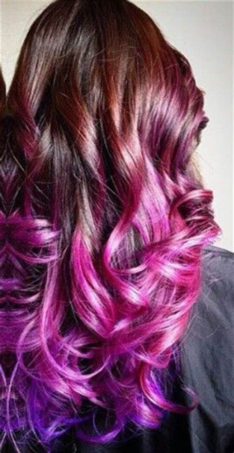 buy purple and pink hair dye picture 2