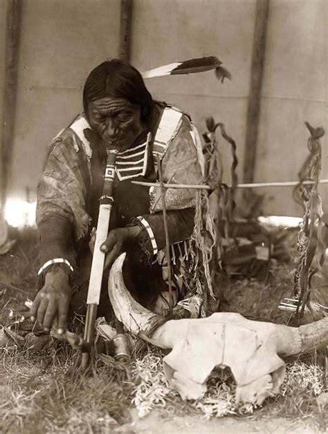 native american smoke pot ritual picture 3