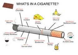 contents of cigarette smoke picture 2