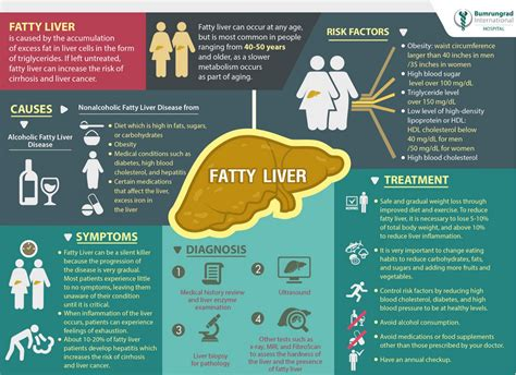causes fatty liver picture 1