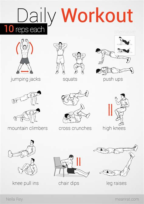 easy work out to build muscle picture 2