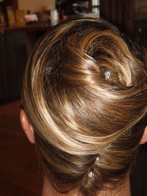 french twist hair styles picture 10