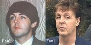 does paul mccartney die his hair picture 10