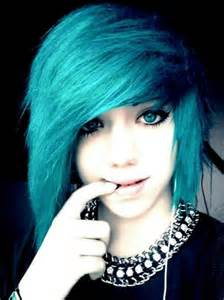 emo girl hair picture 13