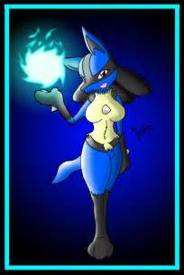lucario breast inflation picture 3