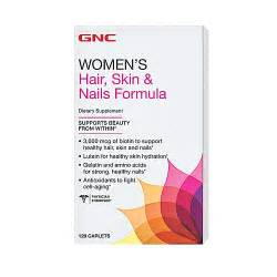 gnc's hair skin and nails picture 1