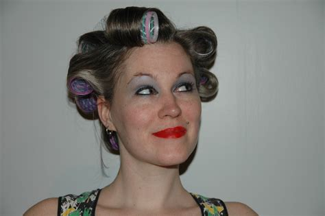 men in hair curlers stories picture 6