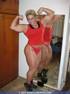 big breasted female bodybuilder picture 1