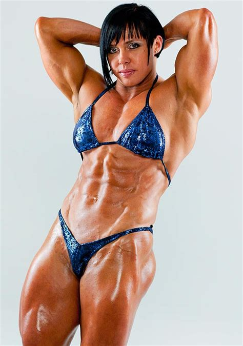 asian women muscle builders picture 2
