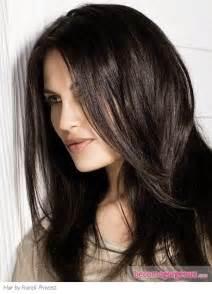 brown black hair dye picture 7