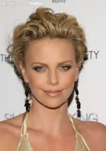 charlise therrons hair styles picture 2
