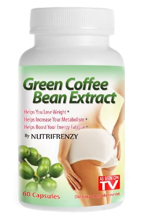 100 pure green coffee bean extract picture 6