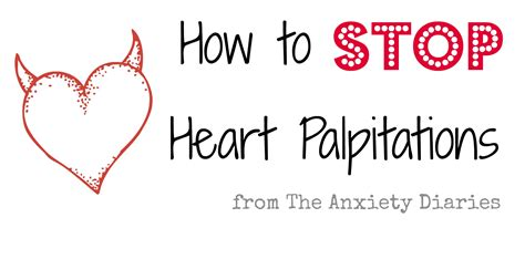 sleeplessness and heart palpitations picture 1