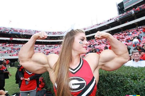 female muscle growth after eating spinach picture 6