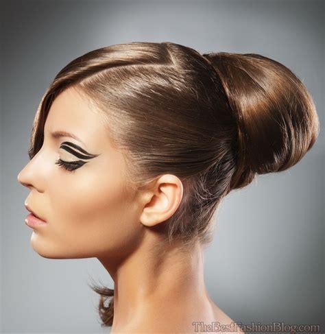 bun hair styles picture 1