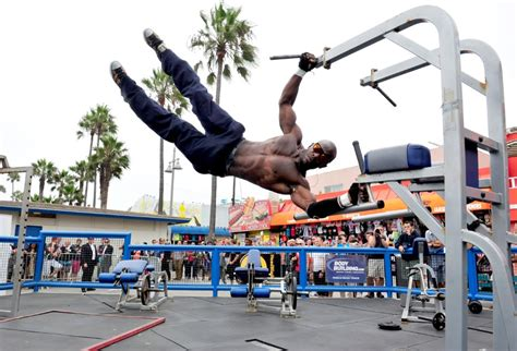 muscle beach venice picture 6