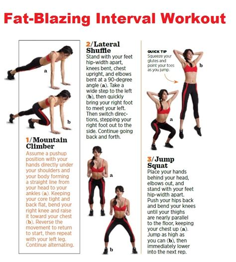 Best fat burning workout picture 10