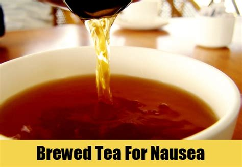 herbal tea for nausea picture 2