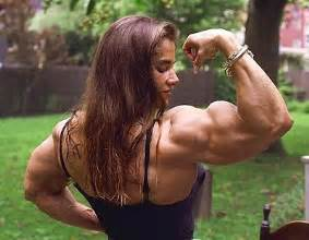 big muscle women picture 6