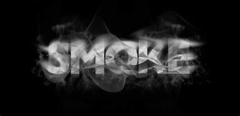 photographs of writings in smoke picture 2