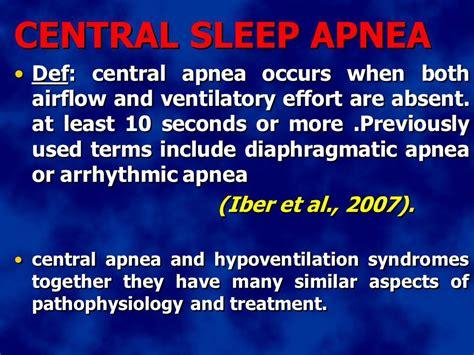central sleep apnea picture 10