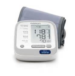 Education on how to use blood pressure monitor picture 2