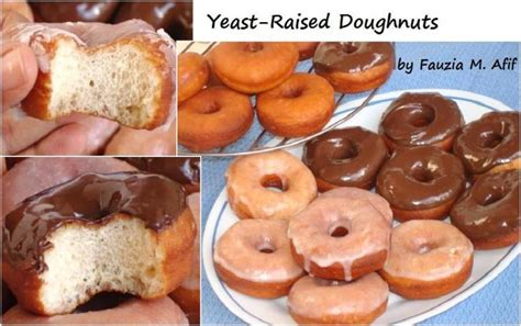 yeast raised donuts picture 3
