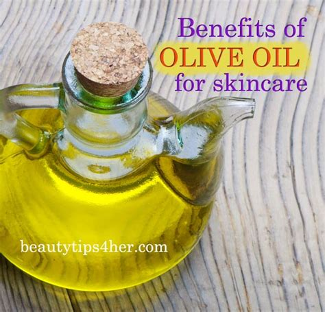 uses for olive oili skin care picture 3