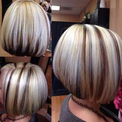 platinum blonde hair with black streaks picture 13